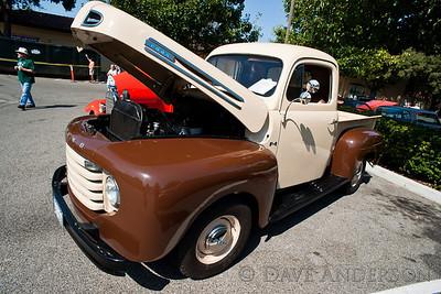 Dan Erickson's 1948 Ford F1 Truck