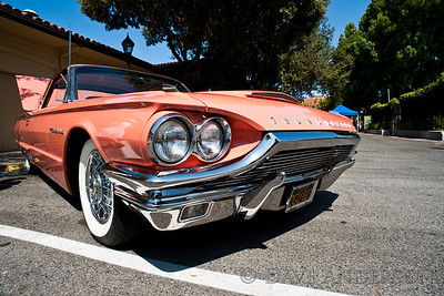 Francisco's 1964 Ford Thunderbird