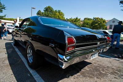 Frank Puller's 1969 Chevrolet Chevelle SS