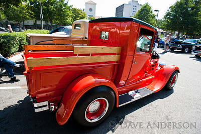 Fred & Linda Mauldin's 1928 Ford Model A Truck