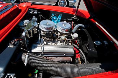 Jim Schultz's 1956 Corvette