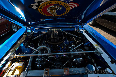 Jimmy Nguyen's 1967 Shelby GT500 Mustang
