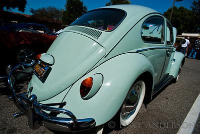 Manny Sereno's Volkswagen Bug
