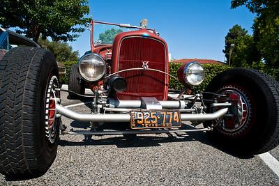 Model T Rat Rod