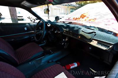 Noel Clarke's 1971 Dodge Charger 500