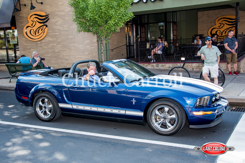 Last Cruise - July 30, 2017 - Chuck Carroll