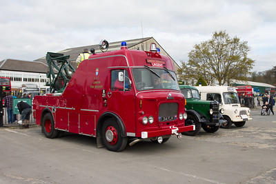 1963 - Dennis Fire Breakdown Lorry
