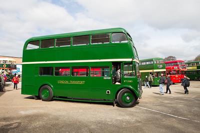 1952 - AEC Regent III Double-Deck Bus - RT 2083