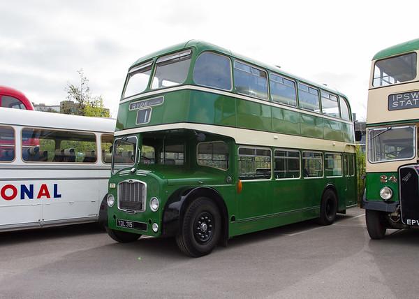 1962 Bristol Lodekka FS Double Deck Bus