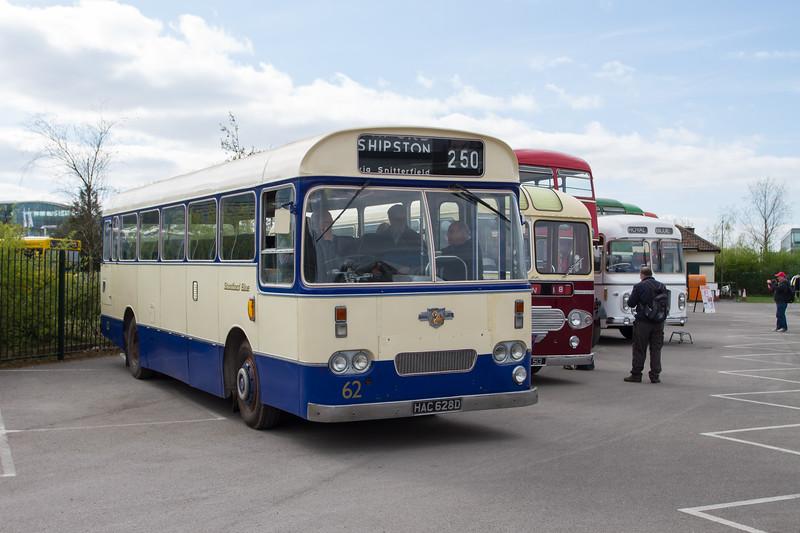 1966 Leyland Leopard Coach