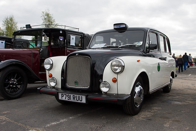1996 - LTF FX4 Taxi