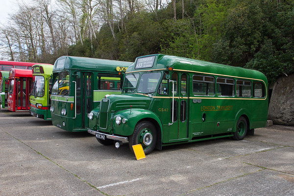 1953 - Guy Special Single-deck Bus - GS42