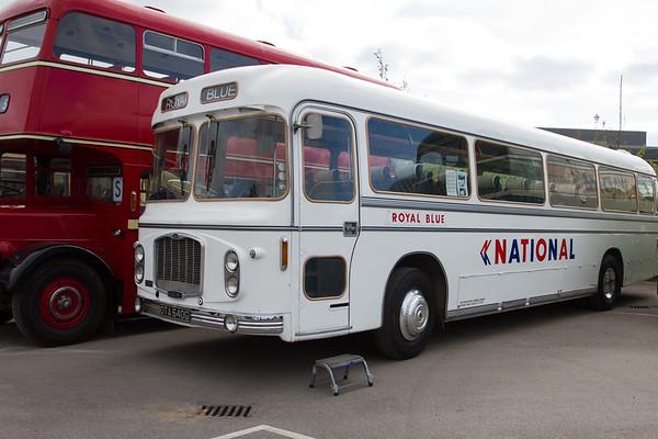1969 Bristol RE Coach