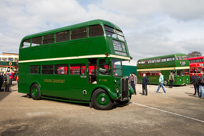 1952 - AEC Regent III Double-Deck Bus - RT 2083