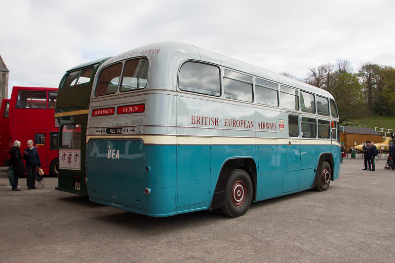 1953 AEC Regal IV - BEA Coach 4RF4