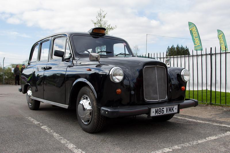 LTF FX4 Taxi