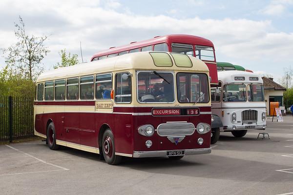 1961 AEC Reliance Coach