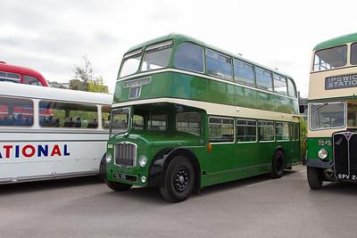 1962 - Bristol Lodekka FS Double Deck Bus