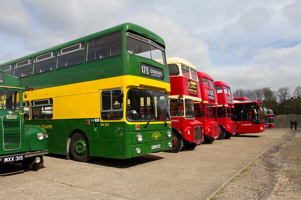 1981 Leyland Atlantean Double-decker bus