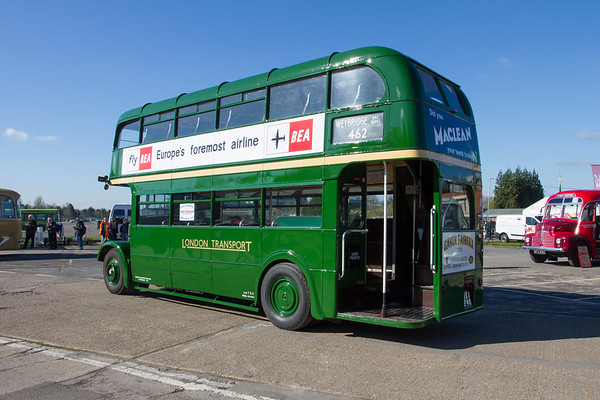 1950 ARC Regent III Low deck Double-deck bus