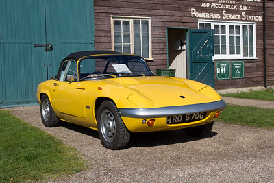 1969 Lotus Elan Series 4 SE