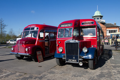 1949 - Leyland Tiger PS1 - (Scarlet Pimpernel)