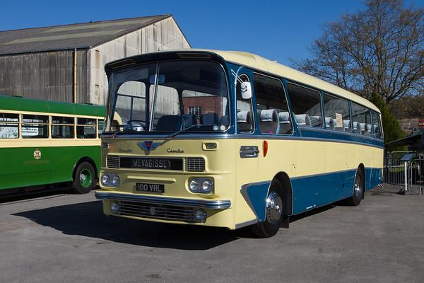 1964 AEC Reliance Coach