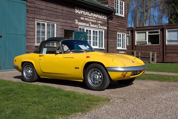 1969 Lotus Elan Series 4 SE