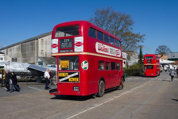AEC Regent III Double-decker bus