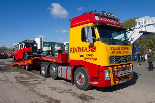 Volvo FH Tractor Unit