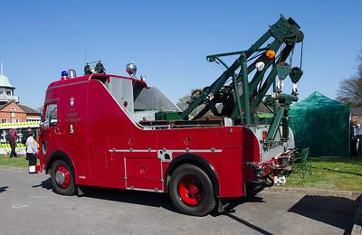 1963 - Dennis Fire Breakdown Lorry