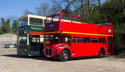 1962 - AEC Open-Top Routemaster