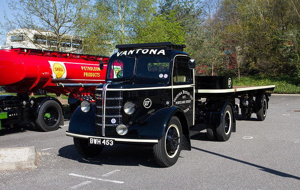 1946 - Bedford OSAC Articulated Lorry