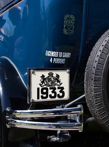 Austin 12/4 Low Loader Taxi