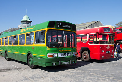 Leyland National Bus