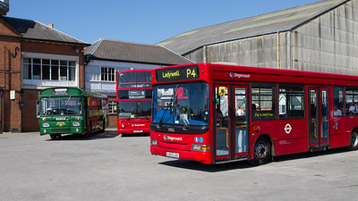 Dennis Dart Plaxton Pointer