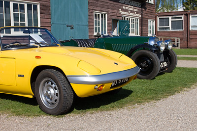 1969 - Lotus Elan Series 4 SE