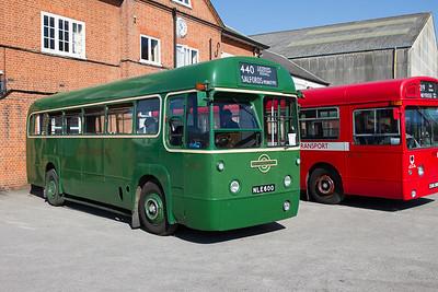 1953 - AEC Regent IV