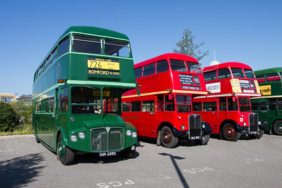 AEC Routemaster RM Bus