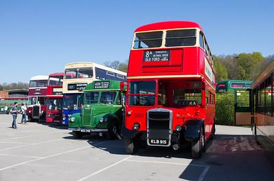 1949 - London Transport Leyland 6RT