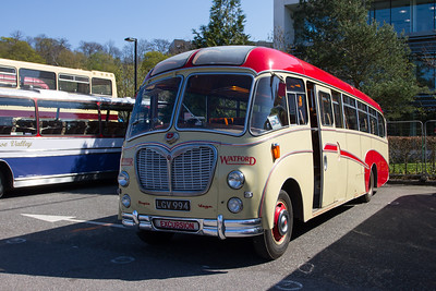 1958 - Bedford SB/Duple Vega