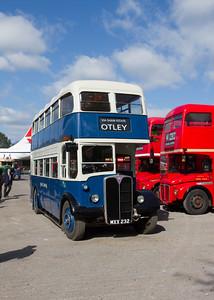 1952 AEC Regent III Double-decker bus