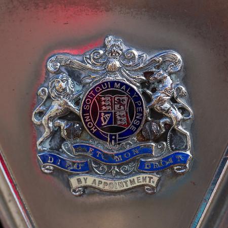 1950 AEC Regent III Merryweather Fire Engine