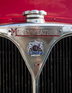 1950 - AEC Regent III Merryweather Fire Engine