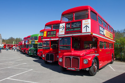 Double-Deck Buses