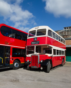 1948 - Leyland 'Titan' PD2/1 Double-decker Bus (Stockport Corporation)