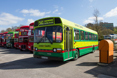 Leyland National Single Deck Bus (London and Country)