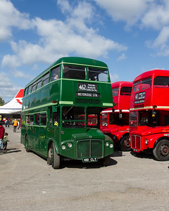1962 - AEC Routemaster Double-decker Bus - RMC1461