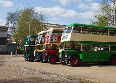 1956 - AEC Regent III Double-Decker Bus