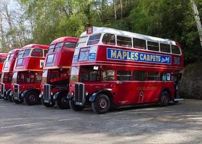1939 - AEC Regent III Prototype Double-deck Bus – RT1
